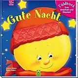 Gute Nacht: Fühlbuch zum Streicheln und Staunen - Sabine Nielsen