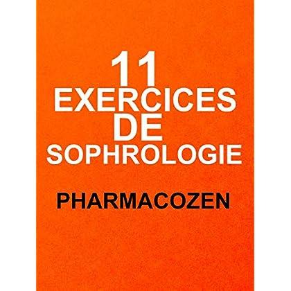 11 Exercices De Sophrologie : livre de sophrologie à lire