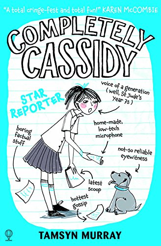 Completely Cassidy Star Reporter