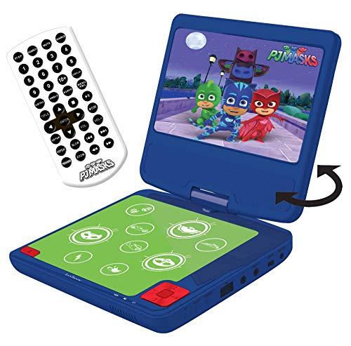 Lexibook DVDP6PJM PJ Masks DVD-Player