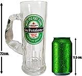 Boccale da birra per la pensione