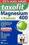 taxofit Magnesium+ Kalium Tabletten, 5er Pack (5 x 87,8 g)