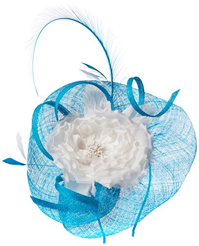Jacques Vert Women's Two Tone Flower Fascinator Floral Headband