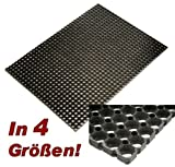 Floordirekt Gummimatte OctoDoor - 40x60cm -