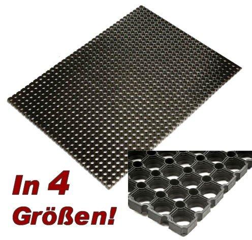 Floordirekt Gummimatte OctoDoor - 40x60cm - äußerst robust, strapazierfähig und flexibel