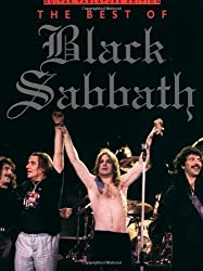 The Best of Black Sabbath by Tablature Guitar (1996-07-10)