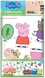 Decofun, Peppa Pig Wall Sticker Stikarounds