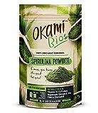 Espirulina en polvo 100% orgánica 150gr | 100% orgánico, sin gluten...