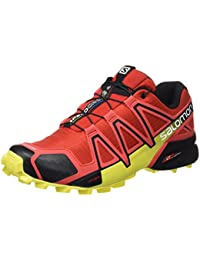 Salomon Herren Speedcross 4, Synthetik/Textil, Trailrunning-Schuhe