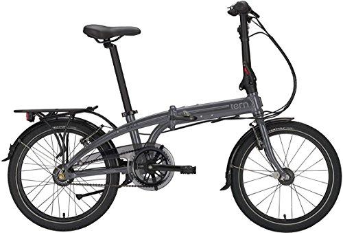 tern Link C7i - Bicicletas plegables - 20' gris 2017