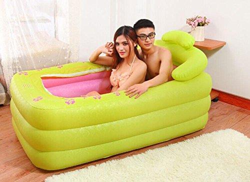Vasca Da Bagno Portatile : Wenbi aoxue pratico portatile gonfiabile gonfiabile vasca da bagno