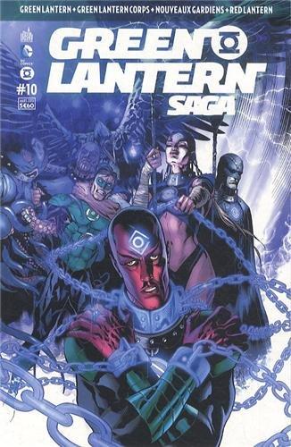 Green Lantern Saga, N° 10 :