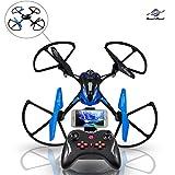 """Smart-Planet® hochwertige Drohne mit Kamera live Übertragung HD - Quadrocopter mit """" Coming Home Funktion """" --- 2,4 GHz - Komplettpaket - inkl. Akku - Live HD Cam / Kamera - Looping etc."""