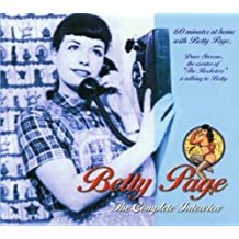 Complete Interview by Betty Page (2001-04-18)