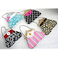 Set of 4 Handbag Notebooks