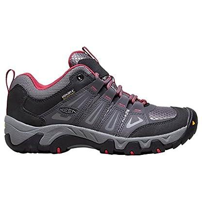 KEEN Women's Oakridge Wp Low Rise Hiking Shoes 9