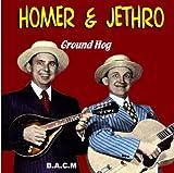 Songtexte von Homer & Jethro - Ground Hog