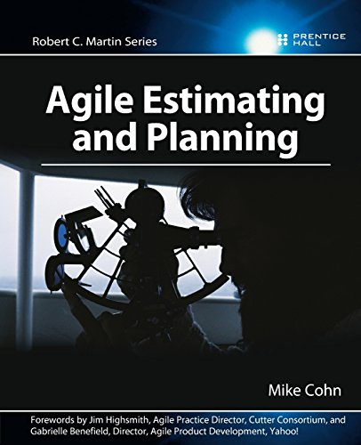 Agile Estimating and Planning (Rober C Martin)