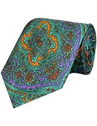 Tiekart Multi Color Formal Cotton Tie for Men