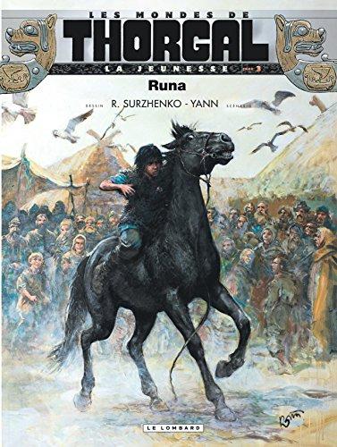 La Jeunesse de Thorgal - tome 3 - Runa par Yann