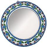 Vinayak Arts Wall Mirror Frame For Wall Decor (1.5×1.5) - B0789SYLC9