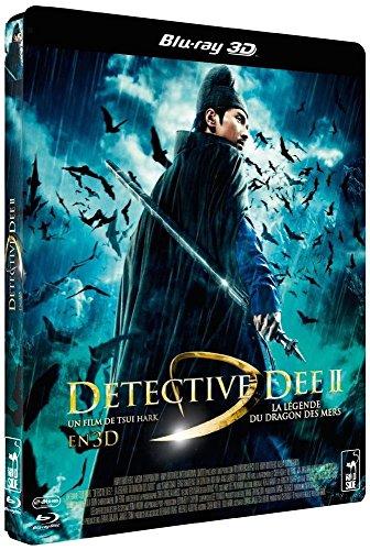 Detective Dee 2 : La légende du dragon des mers [Combo Blu-ray 3D/2D + DVD]