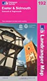 Exeter and Sidmouth, Exmouth and Teignmouth (OS Landranger Map)