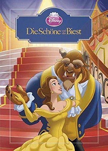 Preisvergleich Produktbild Die Schöne und das Biest: Das große Buch zum Film (Disney Filmklassiker)