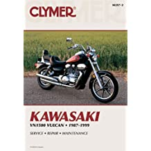 Kawasaki VN1500 Vulcan A,B & C 1987-1999 (Clymer Motorcycle Repair)