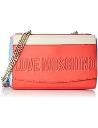 Love Moschino - Moschino, Shoppers y bolsos de hombro Mujer, Mehrfarbig (Multicolor), 7x17x29 cm (B x H T)