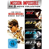 Mission: Impossible - 5-Movie-Set