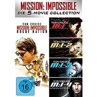 Mission: Impossible - 5-Movie-Set