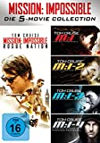 Mission: Impossible 5-Movie-Set kostenlos online stream