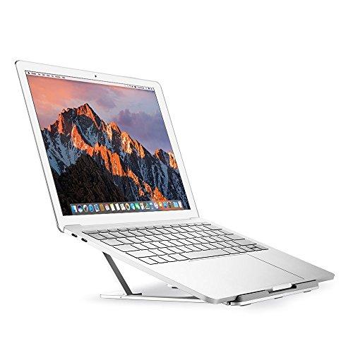 Nllano portable laptop mit 6 einstellbare winkel - design für 10-15.6in macbook, acer, asus, dell, hp, lenovo, toshiba, gateway, sony und laptop (Gateway-computer)