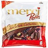 merci Petits Chocolate Collection – Feine Pralinen in 7 köstlichen Sorten - kleines Dankeschön für jedermann – (12 x 125g Beutel)
