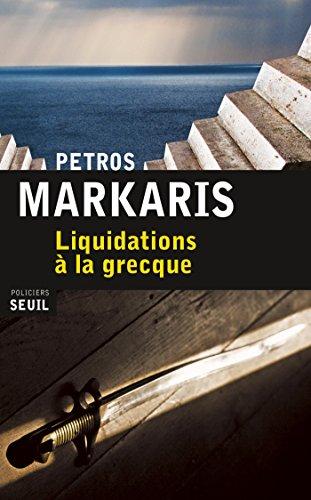Liquidations à la grecque (SEUIL POLICIERS)