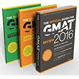 The Official Guide for GMAT 2016 / The Official Guide for GMAT Verbal Review 2016 /  Official Guide for GMAT Quantitative Review 2016