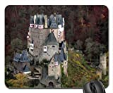 Castle Eltz in Germany Mouse Pad, Mousepad (Medieval Mouse Pad)
