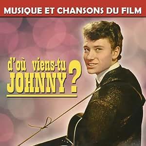 D'où viens-tu Johnny ? - Bande Originale du Film - BOF / OST