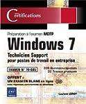 Windows 7 - Technicien Support pour p...
