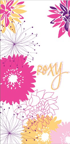 roxy-tropical-pink-towel-75cm-x-150cm