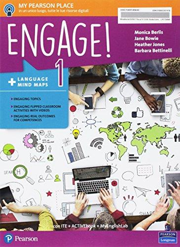 Engage! Ediz. mylab. Per le Scuole superiori. Con e-book. Con 2 espansioni online: 1