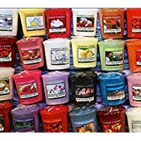 Yankee Candle - 15x Votive Samplers - Lucky Dip Of Yankee Sampler Candles