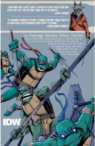 Teenage Mutant Ninja Turtles Volume 3: Shadows of the Past (Teenage Mutant Ninja Turtles 3)