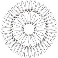 1000pcs imperdibles, Ruix Mini imperdibles para ropa artesanía artes, 26mm