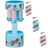 Generic Miniatur Millionen Maschine Tiny Tasty Sweet Candy Spender–Pink/Blau erhältlich blau