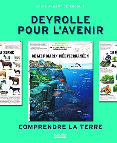 Deyrolle pour l'avenir: Comprendre la terre par Louis Albert de Broglie