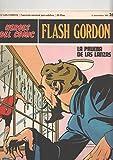 Flash Gordon de Burulan numero 026 (numerado 5 en trasera): La prueba de las lanzas
