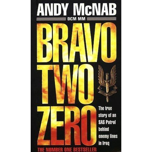 Portada del libro Bravo Two Zero - The True Story Of An SAS Patrol Behind Enemy Lines In Iraq