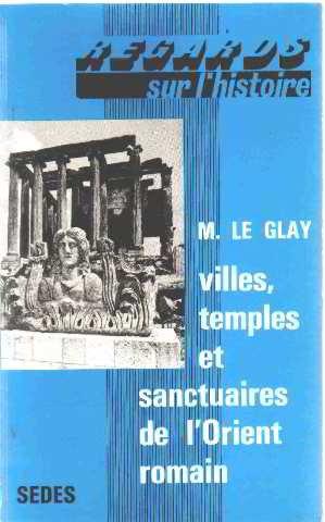 Villes, temples et sanctuaires de l'...